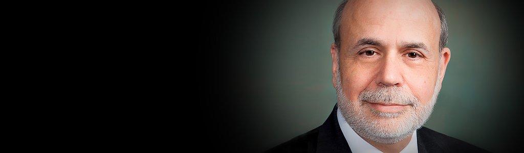 Dr. Ben S. Bernanke & Jason Cummins