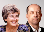 Emilia Kabakov & Achim Borchardt-Hume