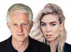 Richard Curtis & Vanessa Kirby