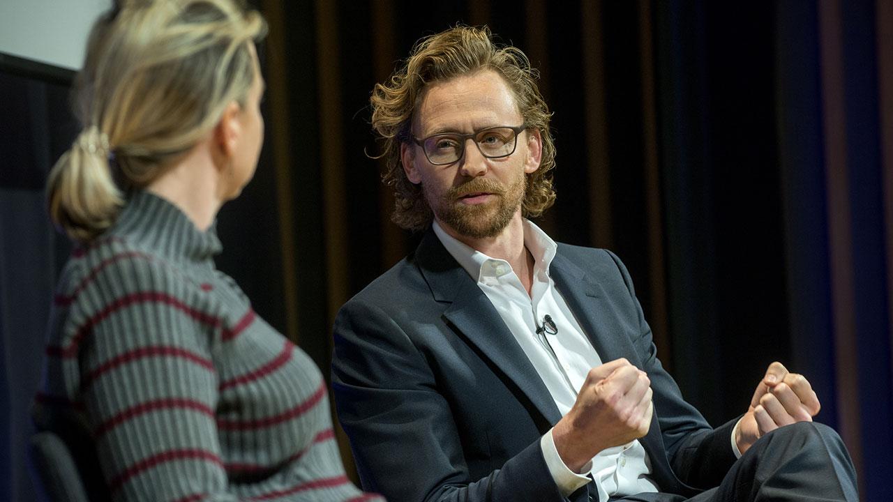 Tom Hiddleston & Josie Rourke | Alan Howard / JW3 Speaker Series
