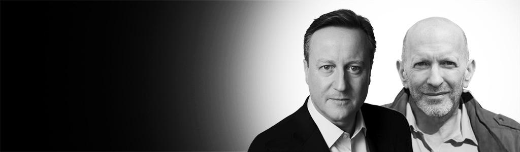 David Cameron & Simon Sebag Montefiore