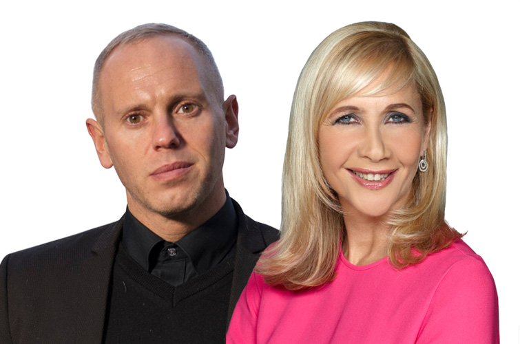 Robert Rinder & Tania Bryer