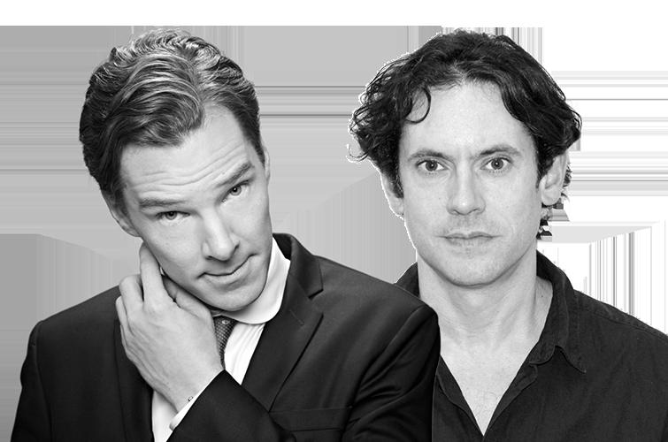 Benedict Cumberbatch & Nick Hackworth