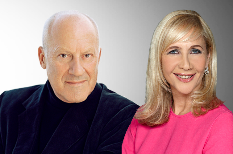 Lord Norman Foster & Tania Bryer